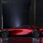 Mazda RX-VISION a fost numită cea mai frumoasă maşină concept