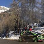 Raliul Monte-Carlo: Simone Tempestini a adunat experiență prețioasă și puncte în WRC 2