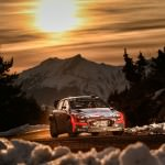 Hyundai Motorsport se lupta pentru un loc pe podium in Raliul Monte-Carlo