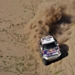 Raliul Dakar 2016 – Al-Attiyah urcă pe locul al doilea în clasamentul general