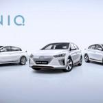 Noua gama Hyundai Ioniq prezentata in cadrul Salonului Auto de la Geneva 2016
