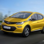 Opel va lansa autovehiculul electric Ampera-e