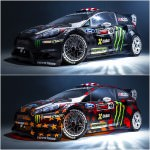 Hoonigan si Monster Energy prezinta: Gymkhana Eight lansare si design