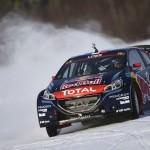 Sebastien Loeb va concura in Campionatul Mondial de Rallycross