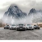 Fotografia perfectă pentru gama de modele BMW X