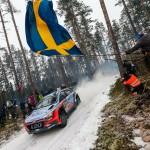 Raliul Suediei: Hyundai Motorsport se lupta pentru locul secund