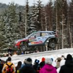 Hayden Paddon a adus al doilea podium consecutiv pentru noua generatie a modelului i20 WRC