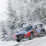 Raliul Suediei: Hayden Paddon reduce din diferenta fata de liderul Sébastien Ogier