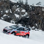 Raliul Suediei: Hyundai Motorsport va participa cu trei modele ale noii generatii i20 WRC