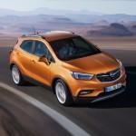 Noul Opel Mokka X, atitudine îndrăzneaţă