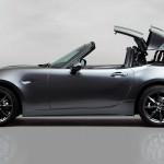 Premieră mondială la Salonul Auto de la New York: Mazda MX-5 RF