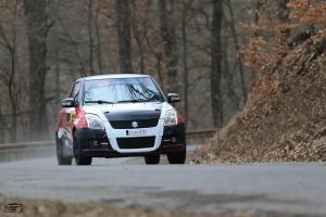 Csongor Szabo & Robert Maior - Tess Rally 2016