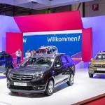 Dacia la Salonul Auto de la Geneva 2016