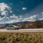 Soare si nori la Tess Rally Brasov pentru Shark Racing