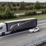 Mercedes-Benz, primul camion cu conducere autonomă din lume