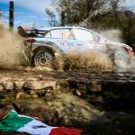 Hyundai Motorsport se lupta pentru un loc pe podium si in Raliul Mexicului