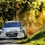 Echipa Hyundai Motorsport a testat noua generatie i20 R5 pentru prima data pe asfalt