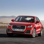 Noul Audi Q2: SUV-ul urban cu un noul limbaj de design
