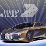 BMW Vision Next 100: cum va arăta 'plăcerea de a conduce' a viitorului?
