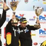 Csongor Szabo, a treia victorie consecutiva la Tess Rally