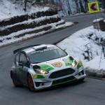 Tess Rally 45 PRO-X: podium complet pentru Hankook