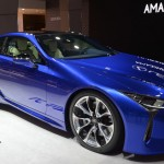 Premiera mondiala a coupe-ului hibrid de lux LC 500h la Geneva