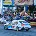 Raliul Sibiului: cinci clasari pe podium pentru echipajele BCR Rally Team