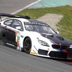 Juniorii BMW Motorsport au testat BMW M6 GT3 la Oschersleben