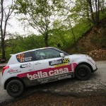 Szabo Csongor câștigă Cupa Suzuki și clasa 9 la Raliul Sibiului