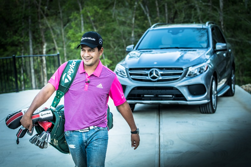 Mercedes benz sponsor global al masters tournament for Mercedes benz brand ambassador