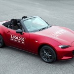 Mazda produce MX-5-ul cu numărul 1.000.000