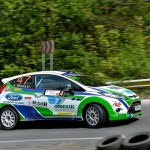 ATI Motors Holding a adus pentru prima oara la viteza in coasta un Ford Fiesta R2