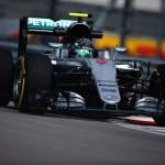 Nico Rosberg, pole position la Sochi