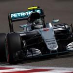 Nico Rosberg bifează în China primul pole position în 2016