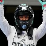 Nico Rosberg, învingător detașat în Marele Premiu al Chinei