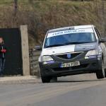 Raul Badiu a câștigat prima etapă a Cupei Dacia