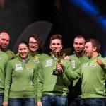 Juniorii NRA au strălucit în Raliul Sibiului