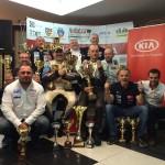 BCR Rally Team, cea mai performanta echipa la Raliul Aradului Kia 2016