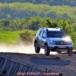 Clau Rusu și Adi Gherendi cu Duster la BAJA 500 Bucuresti