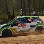 Simone Tempestini a început sezonul în Junior WRC