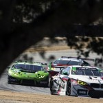 BMW Team RLL la Laguna Seca