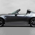 Mazda MX-5 RF îşi face debutul european la Goodwood