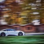 BMW i8 în rolul de Safety Car pentru etapa românească a Campionatului European Formula Predators