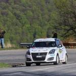 Cupa Suzuki: 4 echipaje înscrise la Raliul Aradului