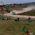 Simone Tempestini lupta pentru victorie în Raliul Portugaliei