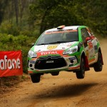 Simone Tempestini a revenit spectaculos și a câștigat prima etapă din Junior WRC 2016