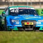 Edoardo Mortara se impune după o primă manșă haotică în DTM
