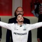 Lovitură de maestru pentru Lewis Hamilton la Monaco