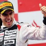 Pastor Maldonado revine în Formula 1 din postura de pilot de teste Pirelli