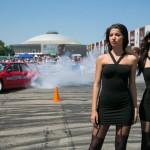 Așii driftului vor încinge asfaltul la Auto Total Business Show
